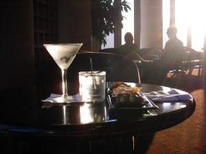 LA Martini - with sides