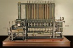 The Babbage Difference Engine - similar to the one at my place
