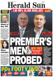 Herald Sun 5 March
