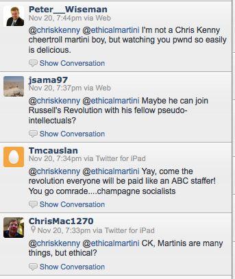 Chris Kenny brings in reinforcements