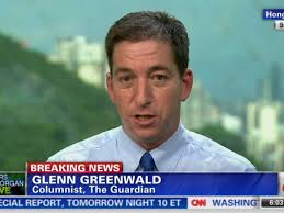 When Greenwald appeared on the talk shows he was accused of helping a traitor [Snowden]