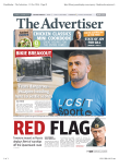 PressReader - The Advertiser - 13 Nov 2014 - Page #1