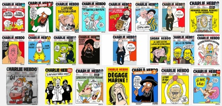 Charlie Hebdo was no saint. But satire alone is not a defence for racism and misogyny