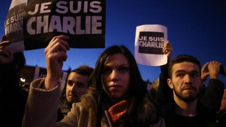 FRANCE CHARLIE HEBDO ATTACK