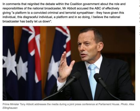Abbott on Mallah