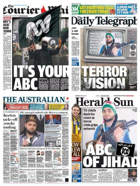 Newscorpse covers 2