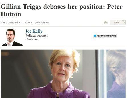 Triggs debased