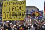 231 years of illegal occupation