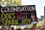colonisation does not spark joy