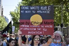 dear white people - dismantle oppression