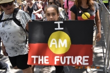 i am the future confident koori kid