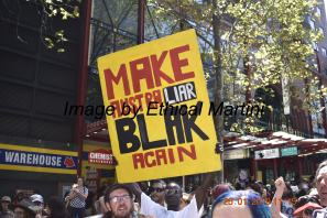 make australiar blak again