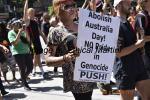 no pride abolish ad kooriwoman