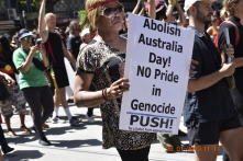 no pride abolish ad koori woman