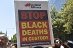 stop black deaths in custody sa