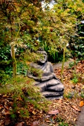 BUDDHA IN THE LANDSCAPE COLOUR UP 276