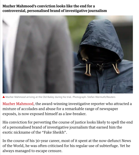 fake sheikh jailed - The Guardian