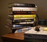 STILL LIFE BOOKS AND DUNNART CROP294