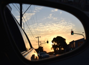 SUNRISE DAREBIN ROAD MIRROR 205