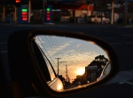 SUNRISE DAREBIN ROAD MIRROR 208